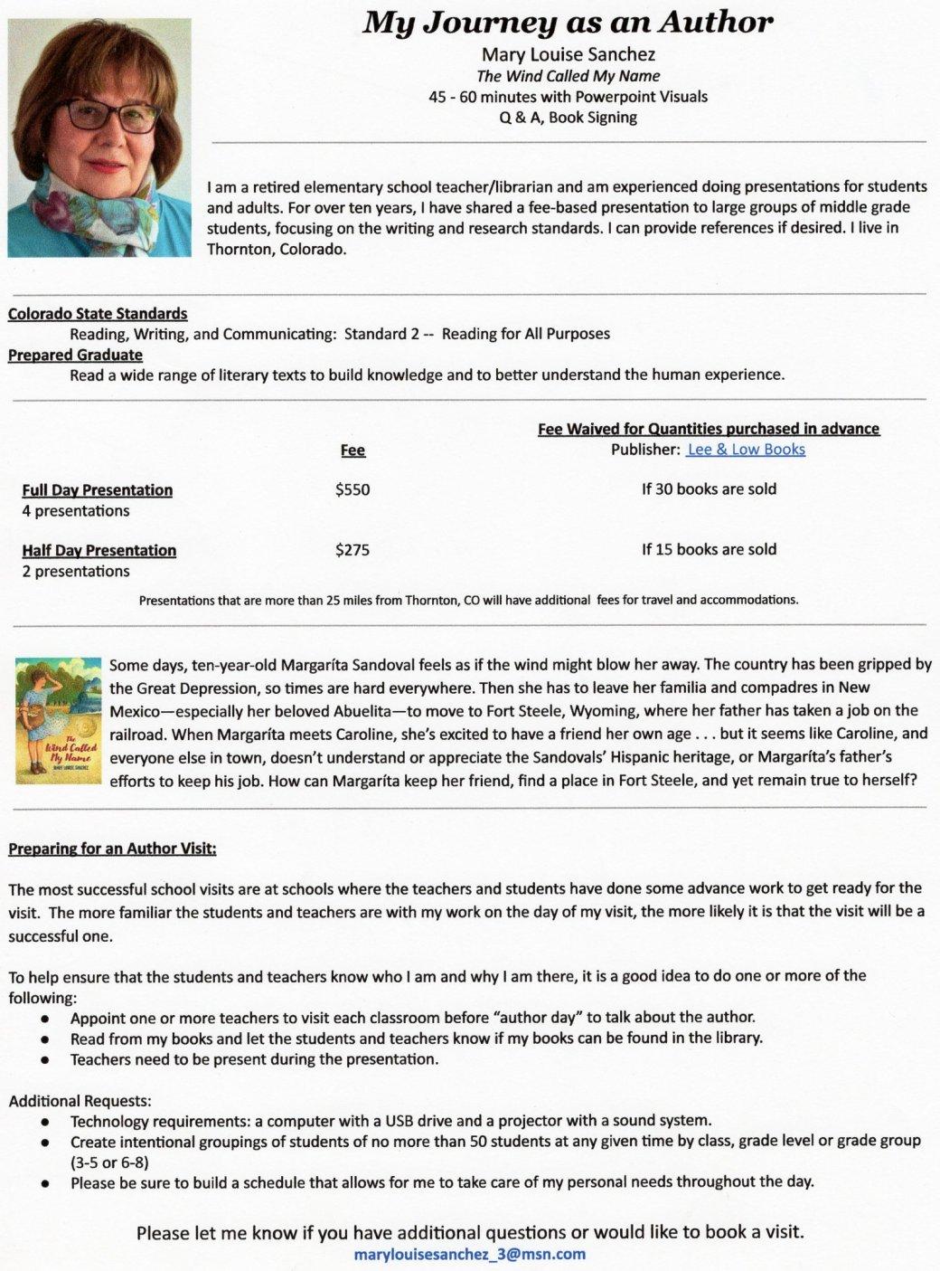 Author pricing TWCMN